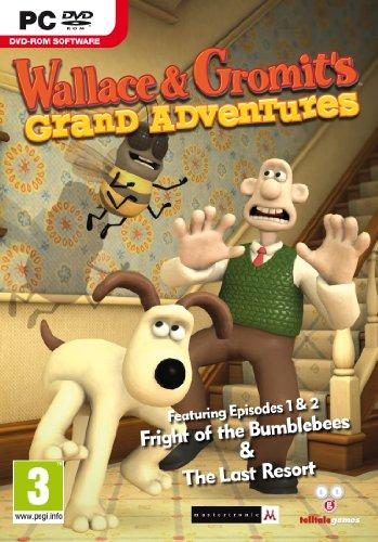 Wallace & Gromit Adventures Part 1 (PC)