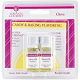 Lorann Oils Candy and Baking Flavoring Bottle (2/ Pack), .125 Ounce, Clove Leaf