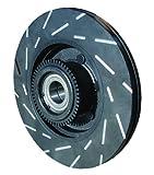 EBC Brakes USR7270 USR Series Sport Slotted Rotor