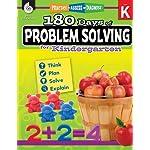 180 Days of Problem Solving for Kindergarten (180 Days of Practice)