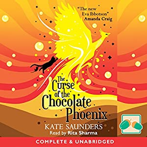The Curse of the Chocolate Phoenix Audiobook