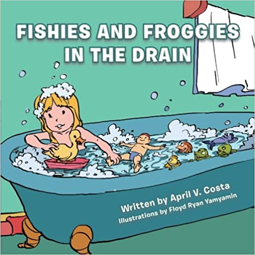 Fishies and Froggies in the Drain