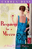 Requiem for a Mezzo by Carola Dunn front cover