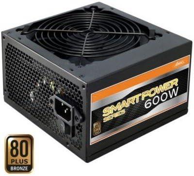 Advance Smart Power Series Alimentation PC 600 W: Amazon.fr: Informatique