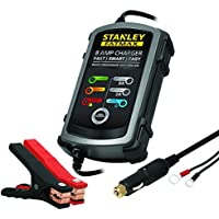 Stanley FatMax 8A Battery Charger