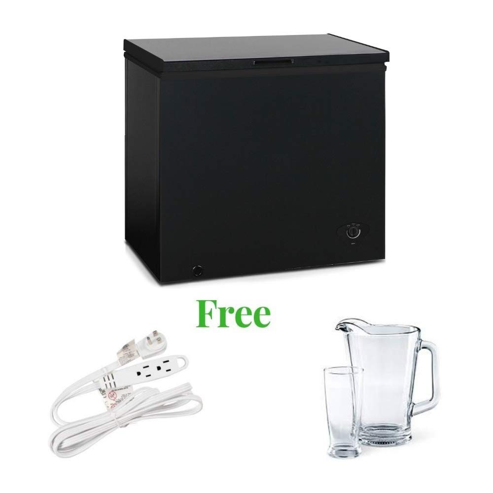 White, 20.60 x 28.70 x 33.50 Inches Arctic King Chest Freezer