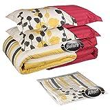 Household Essentials MightyStor Flat Vacuum Storage Bags