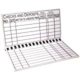 Largest Check & Deposit Register