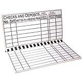 Largest Check & Deposit Register