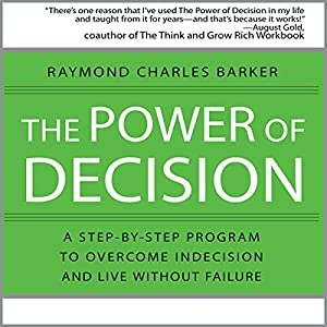 The Power of Decision Audiobook