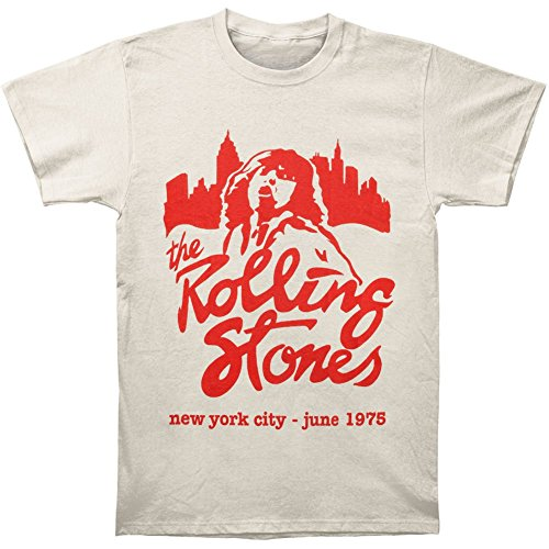 Buy new rolling stones mick june 1975 t-shirt