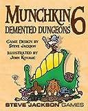 Munchkin 6: Demented Dungeons, , 1556347782