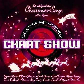 Die Besten Weihnachtslieder Aller Zeiten.Die Ultimative Chartshow Christmas Songs Various Amazon De Musik