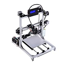 FLSUN 3d Printer Prusa I3 Diy Kits Aluminium Frame High Precision Printer 3D Kits Large Printing Size with Heated Bed cooling board