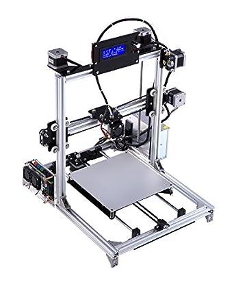 FLSUN 3D Printer Prusa i3 DIY Kits Aluminium Frame High Accuracy ...