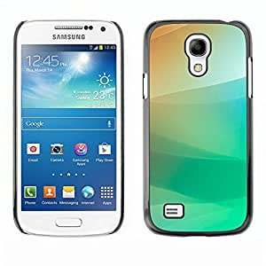 MOBMART Carcasa Funda Case Cover Armor Shell PARA Samsung Galaxy S4 Mini i9190 - The Translucent Skies