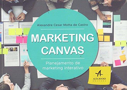 Marketing Canvas. Planejamento de Marketing Interativo