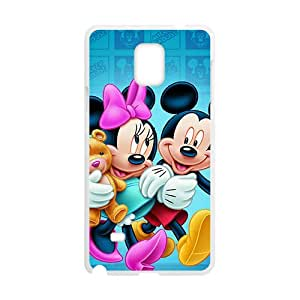RHGGB Mickey Mouse Phone Case for samsung galaxy note4 Case