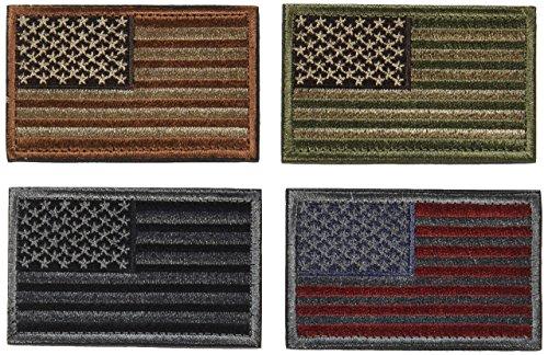 Backpack Patch Camo (Horizon Bundle Tactical USA Flag)