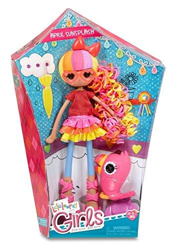 Lalaloopsy Girls Basic Doll- April Sunsplash (Basic Doll)