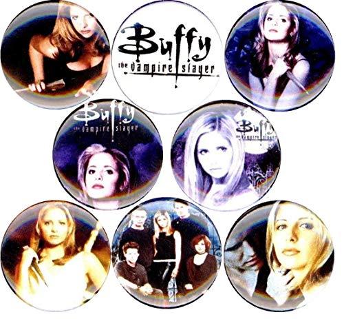 Buffy The Vampire Slayer x 8 New 1