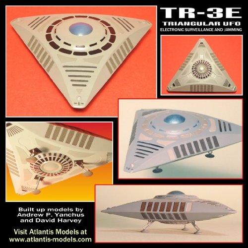 (Triangular Anti Gravity UFO TR-3E Atlantis Model Company)