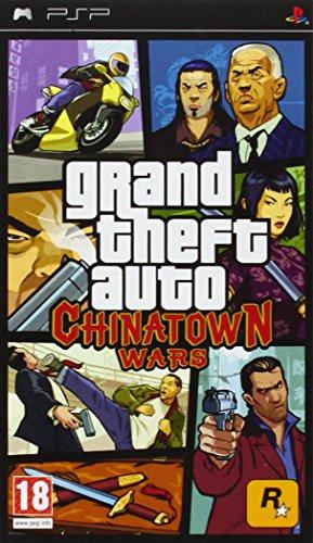 Grand Theft Auto: Chinatown Wars /psp (Chinatown Wars Psp)