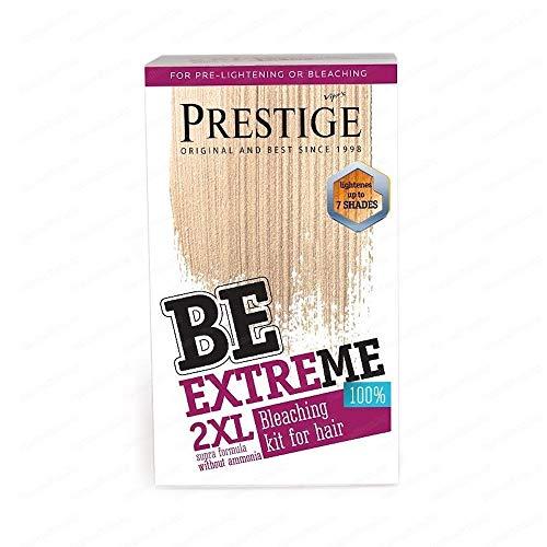 🥇 Be Extreme 2XL Producto Supra para el Blanqueamiento del Pelo Sin Amoniaco Sin PPD Sin Parabenos