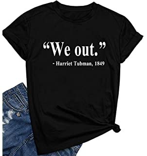 fc9fd95bb Amazon.com: ROSEPARK Women Nah Cute Funny T shirt Teen Girl Graphic ...