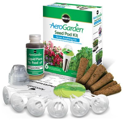Miracle-Gro AeroGarden Grow Anything Seed Pod Kit