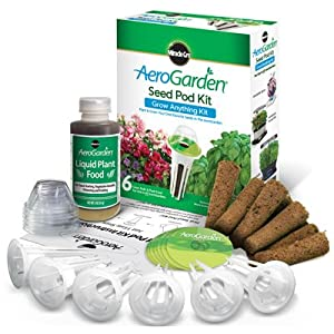 AeroGarden Miracle-GRO Grow Anything Seed Pod Kit 13