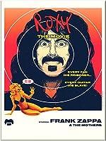 Frank Zappa: Roxy - The Movie [DVD + CD set] [NTSC]