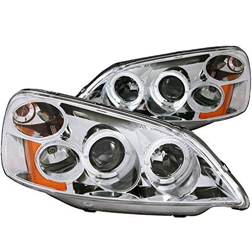 03 Honda Civic Euro Projector - 5