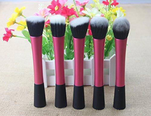 Annengjin®professional набор кистей для макияжа 5шт Комплект бровей Тени Косметическая Brush Tool (Роуз)