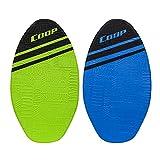 COOP Soft Skim Board - Green or Blue Skimboard