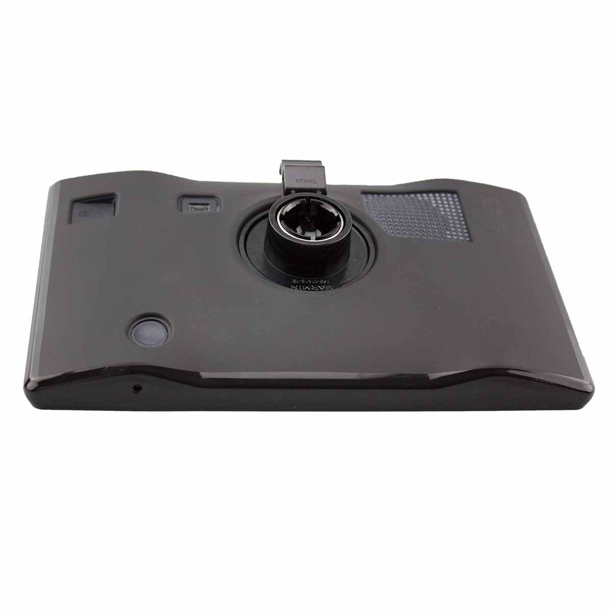 caseroxx GPS-Case per la Garmin Camper 770 LMT-D tasca per i dispositivi di navigazione in nero.
