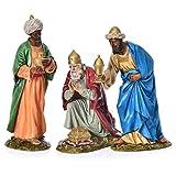 Holyart Nativity scene Wise Kings 18cm, by Landi, arabian wiseman