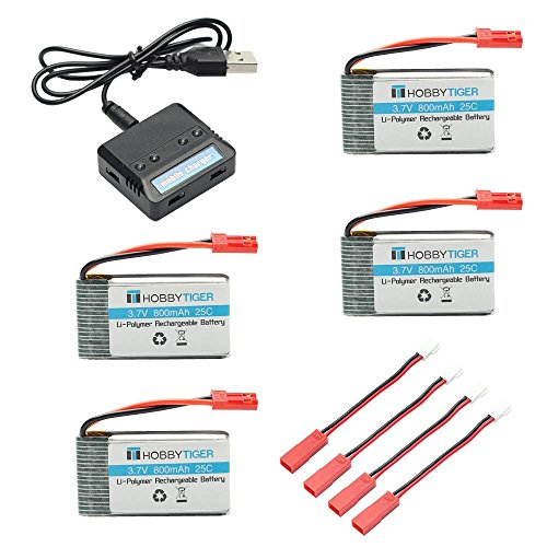 HOBBYTIGER Battery Batteries Charger Quadcopter product image