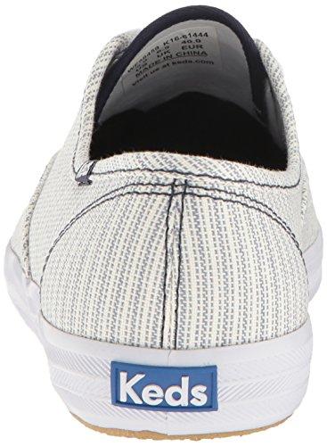 Sneaker Blue Railroad Champion Keds Fashion Stripe Women's Xx6F6aqz