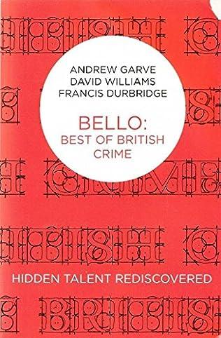 book cover of The Best of British Crime omnibus