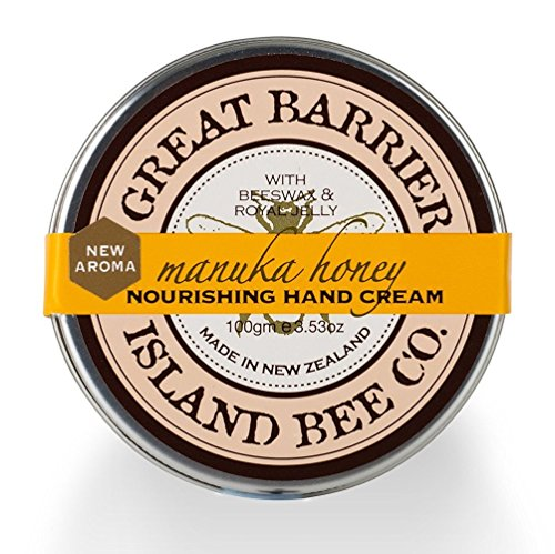 Great Barrier Manuka Nourishing Hand Cream