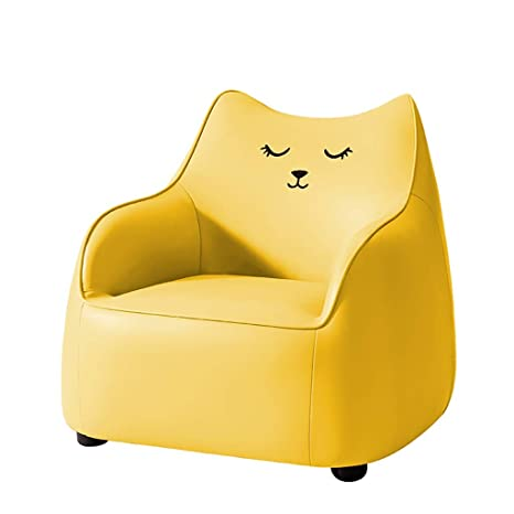 Amazon.com: LIUYONGJUN Childrens Sofa, Cute Cartoon Cat ...