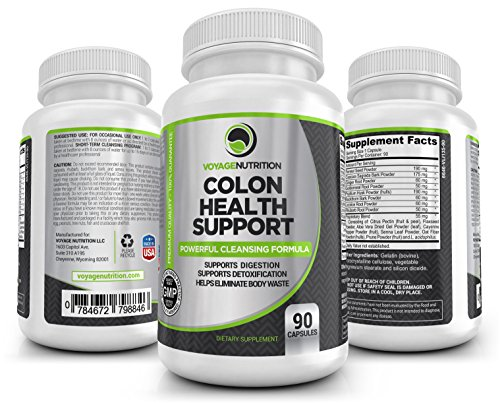 Colon Health Support Detoxification Purification