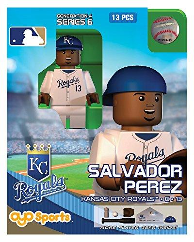 Salvador Perez MLB Kansas City Royals OYO G4S6 -