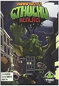 Cthulhu Realms Board Game