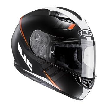 HJC 10127709 Casco de Moto, Space, Talla L