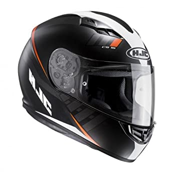 HJC 10127707 Casco de Moto, Space, Talla S