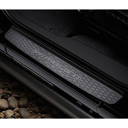 82215523 2018 Jeep Wrangler Front Grab Handles Set Of 2 Mopar