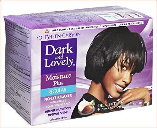 SoftSheen Carson Dark And Lovely Moisture Plus No-Lye Relaxer Regular South Africa