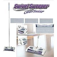 The Swivel Sweeper Clean Sweep